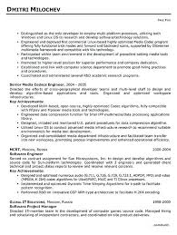 System Engineer Resume Information Systems Engineer Resume Example