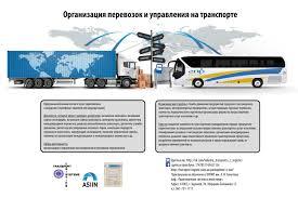 Организация перевозок и управления на транспорте  Организация перевозок