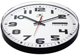 wall clock for office. plain clock in wall clock for office