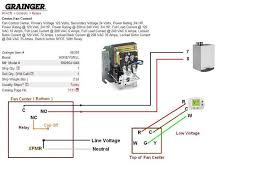 help with ecobee4 to line voltage White Rodgers Relay Wiring Diagram HVAC Furnace Fan Relay Wiring Diagram