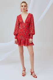 Keepsake The Label Heart And Soul Mini Dress Off The