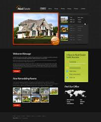 Free Dreamweaver Website Templates Free HTML24 Template Real Estate Website 16