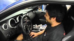 Kuro's 2007 V6 Mustang Swap (4.0 to 5.4 swap) - YouTube