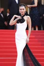 Gown at Cannes Film Festival in 2021