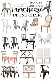 Best 25+ Farmhouse table chairs ideas on Pinterest | Farmhouse ...