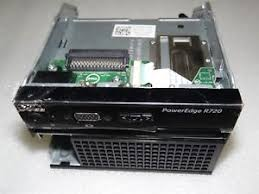 Poweredge R720 Dell Poweredge R720 Server 16 Bay Sff Control Panel Lcd Assembly