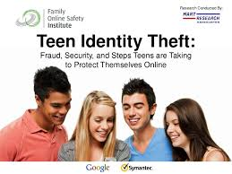 Identity theft and teen