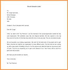 Donation Letter Template Nstv Me