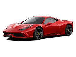 Ferrari 458 can reach a maximum of 325 kph. 2017 Ferrari 458 Italia Specifications Car Specs Auto123