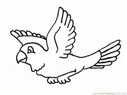 Small Picture flying swallow bird coloring page flying swan colouring pages