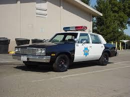 Photo: CA- San Francisco Police 1982 Chevy Malibu   Ripon, CA Show ...