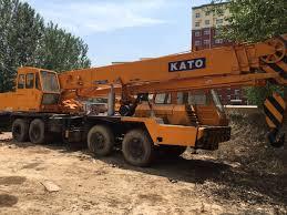 Kato Nk 300e Used Truck Crane Second Hand Japan Kato Crane