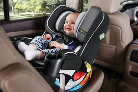 the graco 4ever all in 1 car seat featuring safety surround gives you 10 years with one car seat