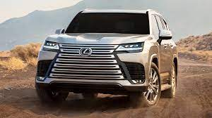 2022 Lexus LX600 First Look: The Land Cruiser Americans Can Buy