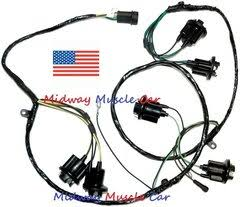 buick electrical wiring harness midway muscle car rear body tail lamp light wiring harness 68 72 buick gran sport skylark gs