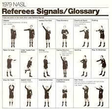 11 Best Photos Of Basketball Referee Signals Printable