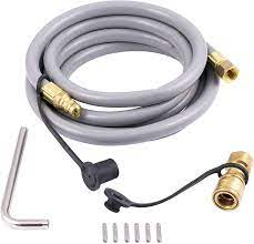 Amazon Com Char Broil 8216842r04 Natural Gas Conversion Kit 2020 And Newer Silver Garden Outdoor