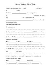 Sample Of A Bill Of Sale Pulpedagogen Spreadsheet Template Docs