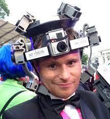 360 Video Helm   360 Grad Video   360 Grad Helm