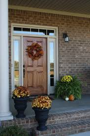 Fall Porch Decorating Small Front Porch Decorating Ideas Shining Home Design