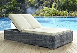 stunning double chaise lounge outdoor lounges home with regard to double outdoor chaise lounge designs double outdoor chaise lounge cushions