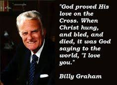 Billy Graham on Pinterest | Billy Graham Quotes, Biographies and ... via Relatably.com