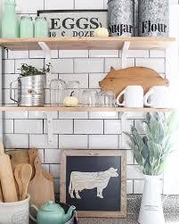 farmhouse style kitchen decor for stupefying farm best 25 cow ideas on