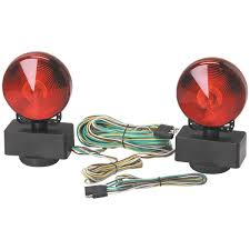 Tractor Supply Magnetic Trailer Lights Magnetic Trailer Towing Lights Pogot Bietthunghiduong Co