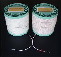 news silver wire cotton