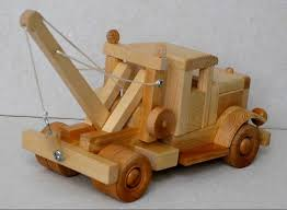 wooden wrecker plan children s wooden toy plans and projects
