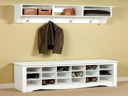 entryway bench with coat rack and shoe storage bathroom cabinet ideas  rustic c