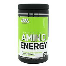 Optimum Nutrition <b>Essential AmiNO Energy</b>, <b>Green</b> Apple - 9.5 oz ...