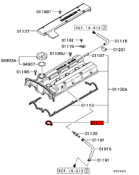 Mitsubishi part number md194295