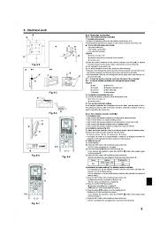 ceiling fan installation manual sl ceiling cassette air conditioner installation manual page 9 hunter ceiling fan