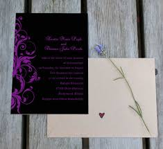 practical tips on planning a disney movie inspired maleficent Purple Disney Wedding Invitations black and purple maleficent inspired wedding invitations Elegant Wedding Invitations