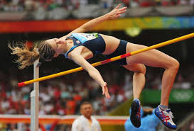 More than most track and field events, the high jump can become stifling. At 36 High Jumper Acuff Raising The Bar Yet Again