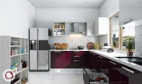 Open Kitchen Designs For Indian Homes Home Painting