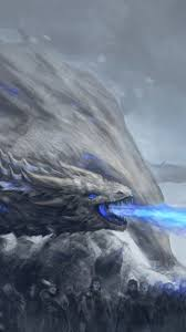 white walkers dragon game of thrones iphone 7 6s 6 plus pixel xl one plus 3 3t 5
