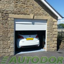 automatic white garage door swansea automatic white insulated garage door llanelli