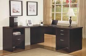 l shaped home office desk. L Shaped Office Desk Wood Furniture Intended For Home Decor 18 R