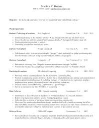 Barista Resume Objective Best Of Resume Templates Barista Smaroo