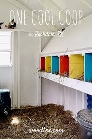Good Check Out This Fun U0026 Fancy Chicken Coop Interior! Chicken Coop Decor Is So  Light And Airy.