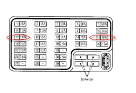 find a wiring diagram for the tail lights on my nissan sentra here are the fuse locations for the directionals graphic