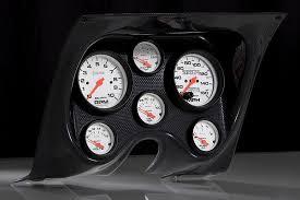 67 68 chevy camaro firebird cf dash w phantom gauges $700 00 Autometer Gauge Brackets at 1970 Camaro Gauge Cluster Wiring Harness Autometer