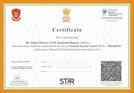 Samples Certificate 24 Computer Certificate Samples Driverresume 13