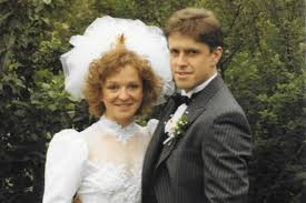 How James Downing, star of CTV's Cardinal, met his wife in the '80s