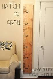 Watch Me Grow Growth Chart Watch Me Grow Ruler Home Life Growth Chart Ruler