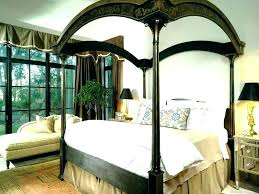 Canopy Bed Ideas For Adults Adult Bedroom With Fireplace And ...