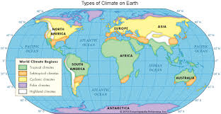 Climates Newsela Weather And Climate What Is Climate