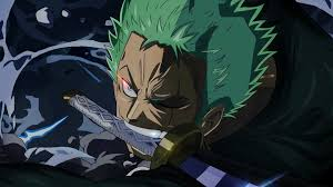 Roronoa Zoro 4K 8K HD One Piece Wallpaper